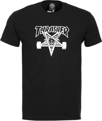 Thrasher Skate Goat T-Shirt - black - view large