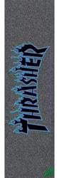 MOB GRIP Thrasher Graphic Skateboard Grip Tape - flame