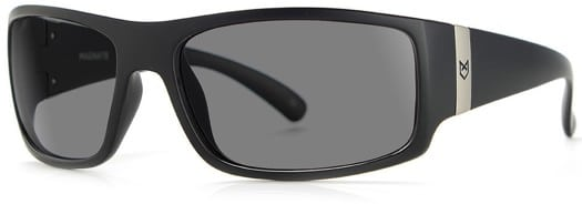 MADSON Magnate Polarized Sunglasses - black matte/grey polarized lens - view large