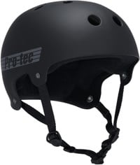 ProTec Classic Bucky Skate Helmet - solid black