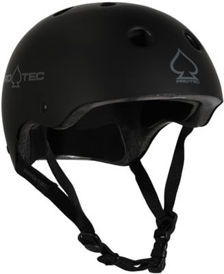 ProTec Classic Certified EPS Skate Helmet - matte black - view large