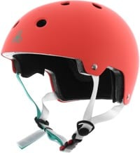 Triple Eight Brainsaver EPS Dual Certified Skate Helmet - neon tangerine