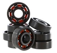 Bronson Speed Co. Raw Skateboard Bearings