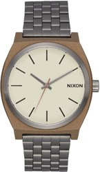 Nixon Time Teller Watch - bronze gunmetal