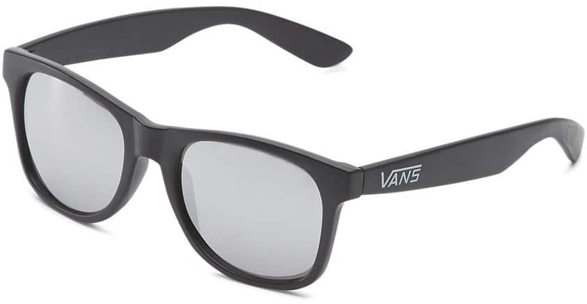Cans Sunglasses Prices  vans oli 4 shades sunglasses matte black silver mirror