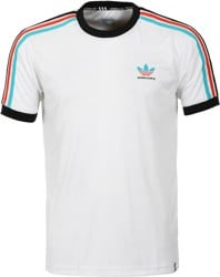Adidas Clima Club Jersey - white/energy blue s17/energy s17/black