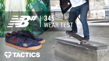 New Balance Numeric 345 Wear Test Review