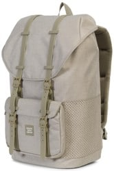 Herschel Supply Little America Backpack - dark khaki crosshatch