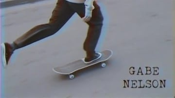 Gabe Nelson | Welcome to Quartet Skateboards