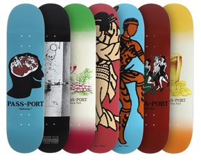 Passport Skateboards - New Spring Goods