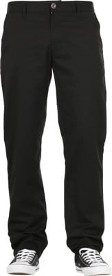 RVCA Week-End Stretch Pants - black - view large