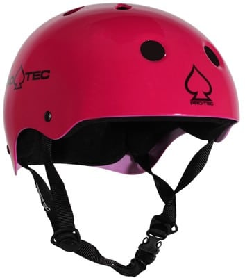 ProTec Classic Skate Helmet - gloss pink - view large