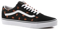Vans Old Skool Skate Shoes - (mlb) san francisco/giants/black