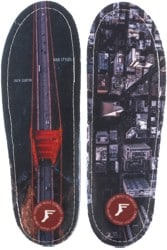 Footprint Gamechangers Custom Orthotics Insoles - van styles x curtin