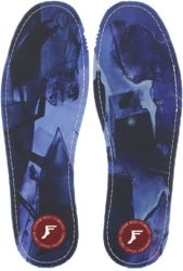 Footprint Kingfoam Flat Insoles - barras city