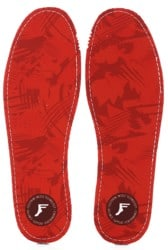 Footprint Kingfoam Flat Insoles - red camo