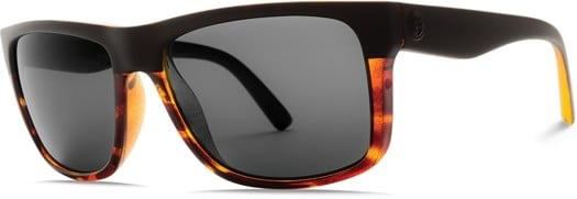Electric Swingarm Sunglasses - darkside tort/ohm grey lens - view large