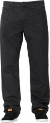 Volcom Solver Jeans - charred