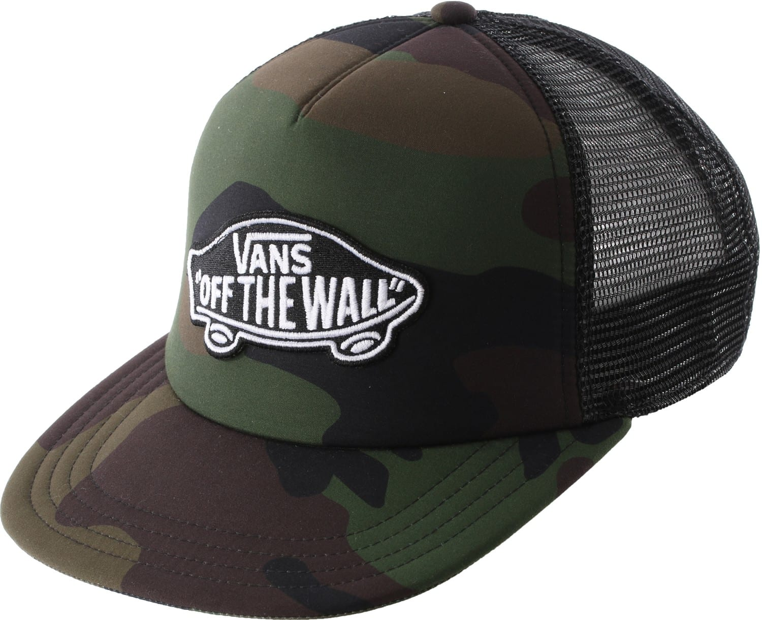 Vans Classic Patch Trucker Hat Free Shipping
