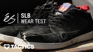 d4215f46782204 eS SLB Skate Shoes Wear Test Review