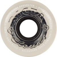Ricta Cloud Skateboard Wheels - crystal clear (78a)