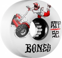 Bones ATF All-Terrain Formula Skateboard Wheels - seg cross (80a)