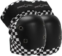 ProTec Street Knee Skate Pads - black checker