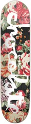 Chocolate Anderson Floral Chunk 7.75 Complete Skateboard