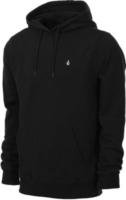 Volcom Single Stone Hoodie - black - view large