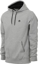 Volcom Single Stone Hoodie - grey