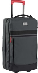 Burton Charter Roller Luggage - jasper heather cordura