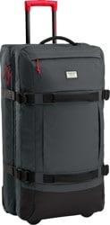 Burton Exodus Roller Luggage - jasper heather cordura