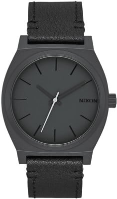 Nixon Time Teller Watch - all black/slate - view large