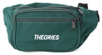 Theories Stamp Day Hip Pack - forest green