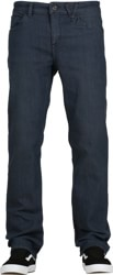 Volcom Solver Jeans - false blue