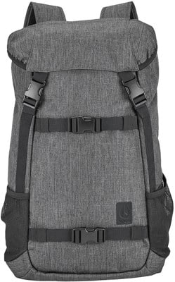 Nixon Landlock SE II Backpack - charcoal heather - view large