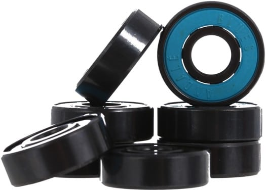Andale Blues Skateboard Bearings - view large