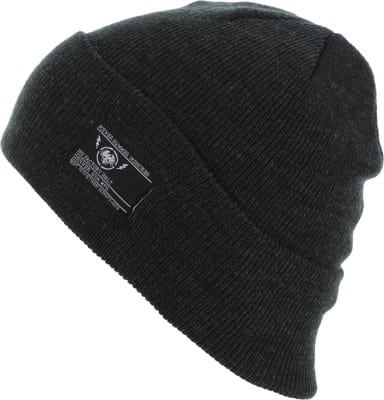 Never Summer Shoreman 3 Cuff Beanie - dark green - view large