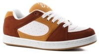 eS Accel OG Skate Shoes - brown/tan/white