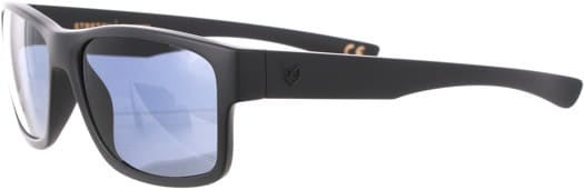 MADSON Stretch Polarized Sunglasses - black on black/grey polarized lens - view large