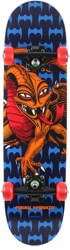 Powell Peralta Cab Dragon One-Off 7.5 Complete Skateboard - blue/orange