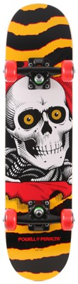 Powell Peralta Ripper One-Off 7.0 Complete Skateboard - black/yellow - view large
