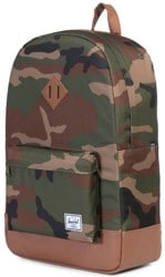 Herschel Supply Heritage Backpack - woodland camo