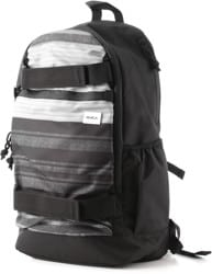 RVCA Push Skate Delux PR Backpack - dark grey