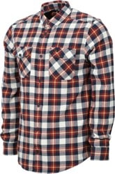 RVCA That'll Work Flannel - sunshine