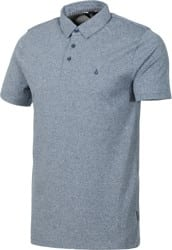 Volcom Wowzer Polo - smokey blue