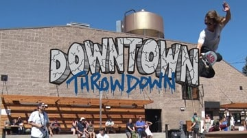 Downtown Throwdown Skate Jam | Recap