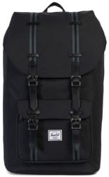 Herschel Supply Little America Backpack - black/dark shadow
