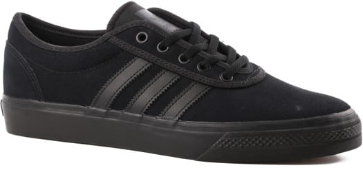 Adidas Adi Ease Skate Shoes - core black/core black/core black - view large