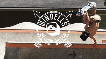 Tactics Windells Skate Camp Takeover | 2017